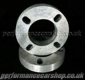 20mm Alloy wheel spacers universal 4 hole x2