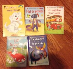 French picture books for sale
