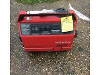Honda Generator EX650 amazing condition
