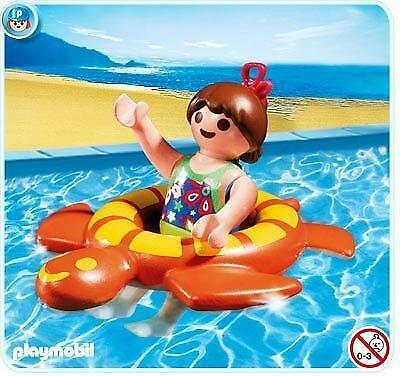Playmobil swimming pool ebay for Swimming pool set angebot
