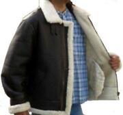 Mens Real Fur Coat