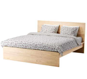Malm (Double sized) bed frame