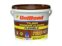 UNIBOND READY TO USE FLOOR TILE ADHESIVE & GROUT