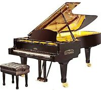 Estonia grands: PREMIUM PIANOS ENCHANTING FROM FIRST TOUCH.....