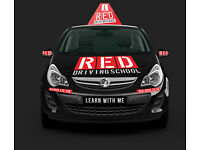 Learn To Drive With Octavia @ RED