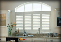 80% OFF SHUTTERS, BLINDS, ROLLER SHADES + MORE