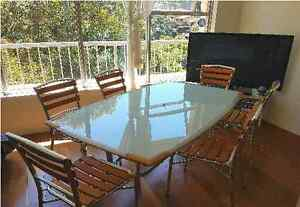 Outdoor Table & Chairs - 6 Seater - Imported Commercial Grade Randwick Eastern Suburbs Preview