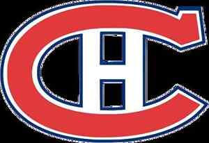 Billet du Canadiens vs Maple Leaf  le 19 Novembre