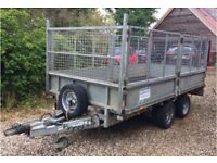 IFOR WILLIAMS Trailer LM125G
