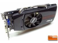 ASUS GTX550 - TI Graphics card
