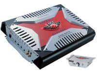 Pyle PLA3000D Mono Amplifier 1500W RMS