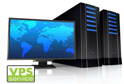 Managed USA VPS server web hosting host unlimited website social blog forum site