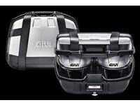 Givi Trekker TRK52 Brand new box