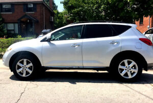 """""""As Is"""" 2009 Nissan Murano"""