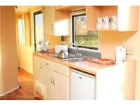 BEAUTIFULLY LIGHT 3 BEDROOM CARAVAN,BRILLIANT VALUE FROM £242 PER MONTH 10% DEP