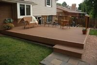 Deck & fence services new builds & repairs
