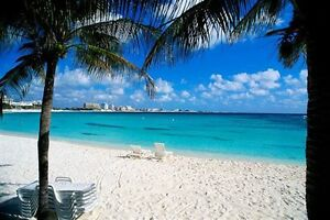 All inclusive vacation to Cancun