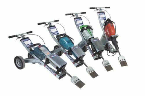 Makinex JHT-U Complete Universal Jackhammer Trolley Anti-Vibration Design