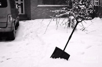 Residential Snow Removal!