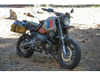 BMW R 1100 GS 1998 BLACK