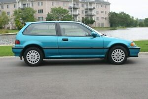 Wanted 1991 Honda Civic si