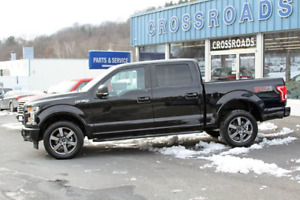 2017 FORD F-150 FX4 4X4 LEASE TAKEOVER CHEAP