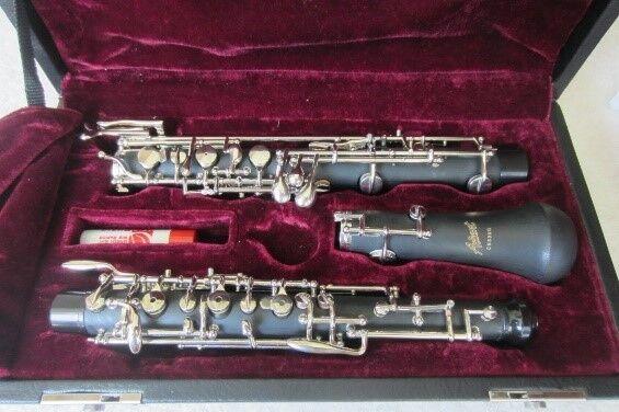 Intermediate oboe in fabulous condition, Accent OB-590G