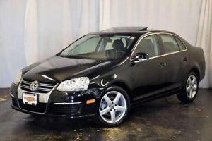 Excellent deal! Volkswagen Jetta black