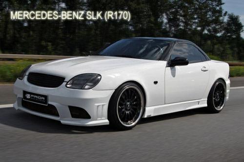 Mercedes Slk R170 Full Body Kit Slk320 Slk32 Amg Slk230 Front Bumper Clk280