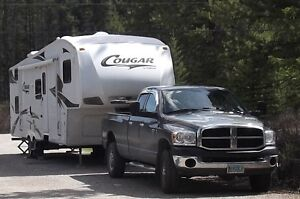 TRUCK AND 5TH WHEEL FOR SALE