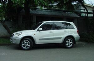 2001 Toyota RAV4 leather limited SUV, Crossover