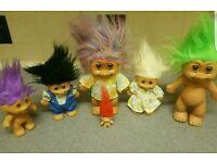 Vintage Trolls 1980s
