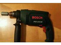 Bosch psb 650 re 650w corded drill