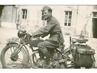 NSU 251 OSL Whermacht 1940