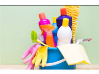 Domestic cleaning available