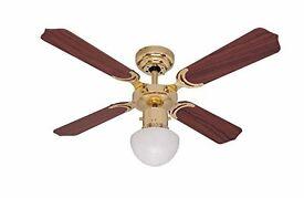 "Portland Ambiance 36"" (90cm) Ceiling Fan"