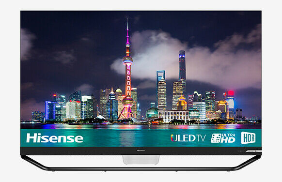 NEW Hisense H65U9AUK ULED HDR 4K Smart TV, 65
