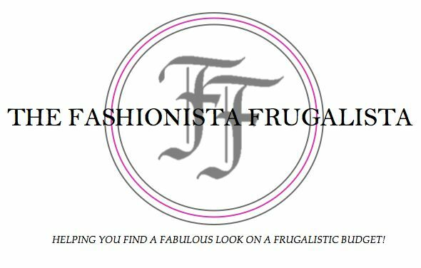 The Fashionista Frugalista