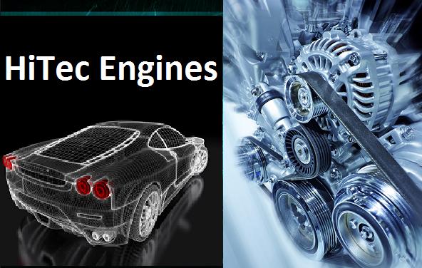 HiTec-Engines