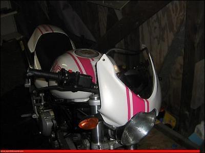 "4"" Motorcycle stripe Graphics Decal Stripes Decals Ducati Yamaha Suzuki Honda"