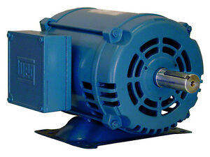 7 5 Hp Electric Motor For Compressor 184t Frame 3450 Rpm 1