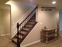 Full Service Basement Finishes- Design/Build Kitchens-Bathrooms