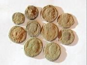Uncleaned Ancient Coins
