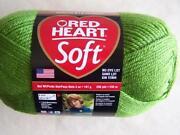 Red Heart Soft Yarn