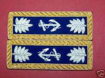 Navy Commander Union Officer Uniform Rank Insignia War Boards Straps Ship - Union Officer Uniform