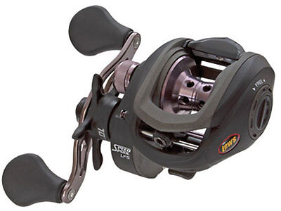 New Lew's Speed Spool LFS Baitcast Fishing Reel SSG1SH 7.5:1 RH Lews