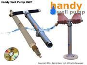 Hand Well Pump