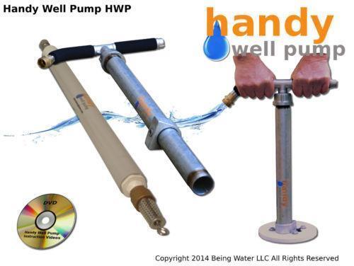 Hand Well Pump Ebay