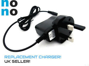 No No Hair Removal Replacement UK Charger CHEAPEST ON EBAY FOR PRO5/ PRO3/ 8800