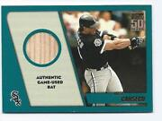 Jose Canseco Bat Cards